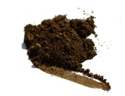 Green Umber pigment
