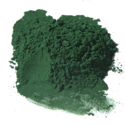 Green Earth pigment