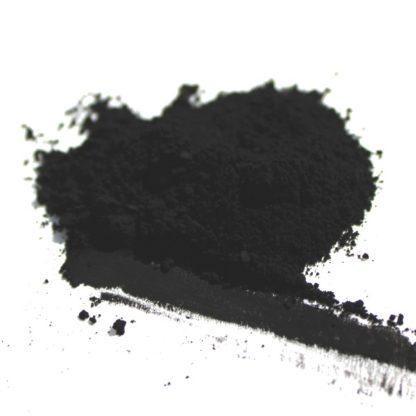 Ivory / Bone Black pigment