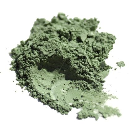 Genuine Nicosia Green pigment