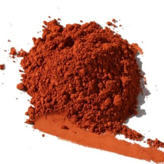 Red Orange Ocher