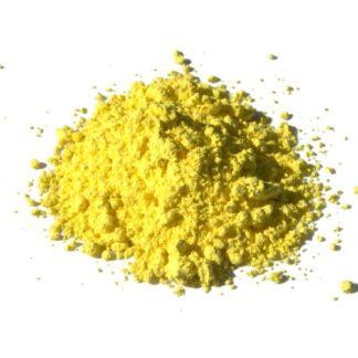 Sun Yellow pigment
