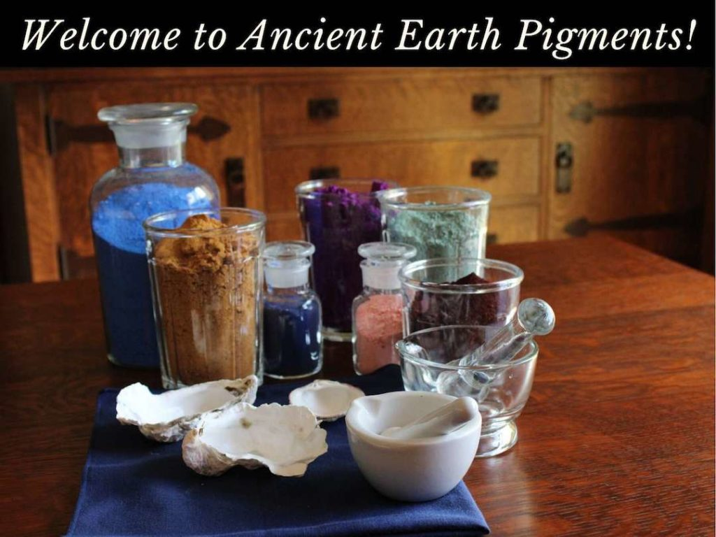 Welcome to Ancient Earth Pigments!