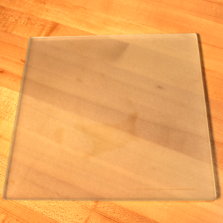 Glass Grinding Plate, 10x10""